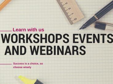 WorkshopsWebinars
