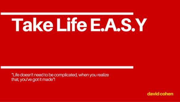 take-life-easy