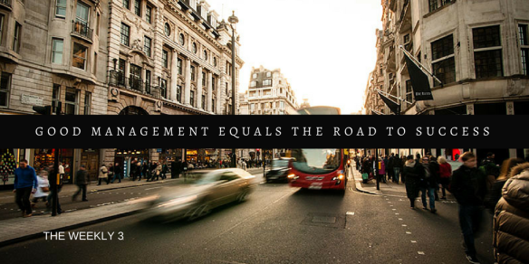 good-management-equals-the-road-to-success